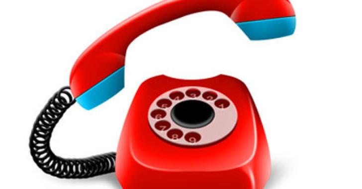 ÖNEMLİ TELEFONLAR