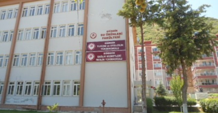 Eğirdir Sağlık Hizmetleri Meslek Yüksek Okulu -2017