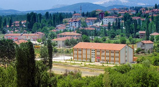 Aksu / Mehmet Süreyya Demiraslan Meslek Yüksek Okulu -2019