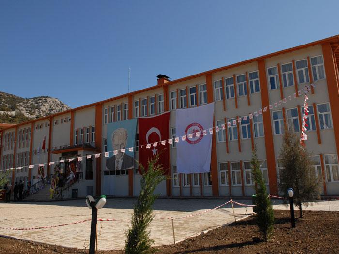 Sütçüler / Prof. Dr. Hasan Gürbüz Meslek Yüksek Okulu -2019