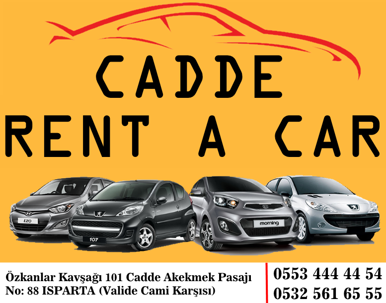 CADDE RENT A CAR