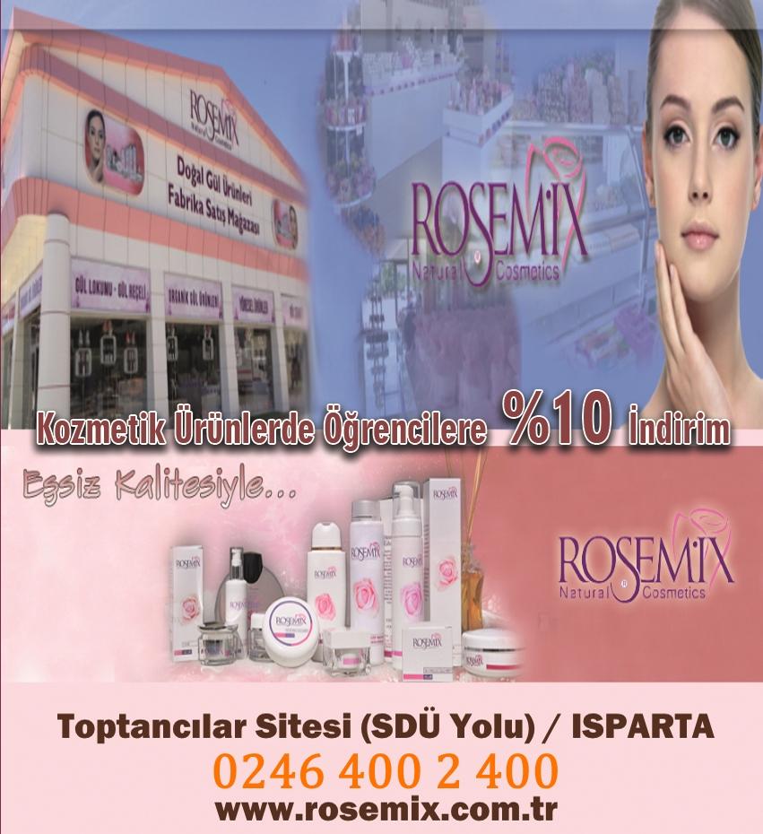 rosemix ısparta (1)